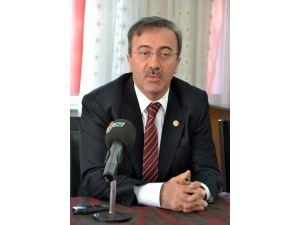 """AK Parti Milletvekili Yüce: """"İki Yüzlü Olduklarını Yüzlerine Söyleyeceğiz"""""""