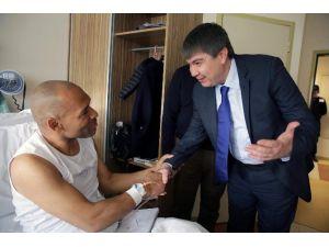 Başkan Türel'den Moraıs'e Ziyaret