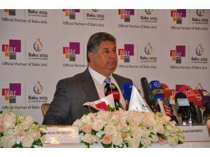 Bakan Rahimov: Azerbaycan'da Formula1 yarışları 5 yıl boyunca zorunlu