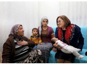 İlçelerde 'Hoş Geldin Minik Bebek' Projesi