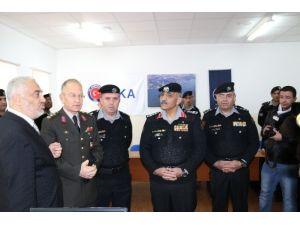 Ürdün'de Jandarma Eğitim Merkezi'ne Tadilat Ve Donanım Desteği