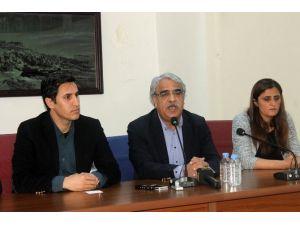 DBP Eş Genel Başkanı Yüksek'ten Eylem Çağrısı