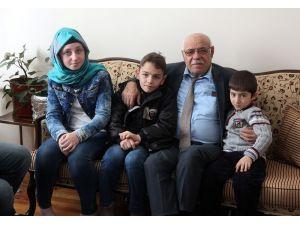 Hami-Yet ailelerinden Vali Yazıcı'ya vefa