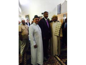 Mandela'nın İslam'ı seçen torunu Müslaman kızla evlendi
