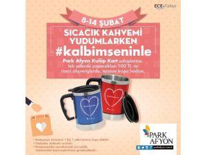 """Park Afyon AVM'den """"Sevgililer Günü""""ne Özel Etkinlik"""