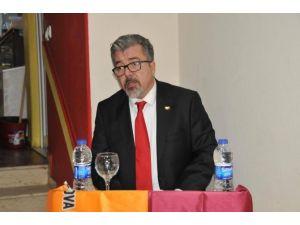Galatasaraylılar Derneği'nde Gökkılıç Güven Tazeledi
