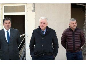 Bursaspor'da Gençlerbirliği Mesaisi Başladı