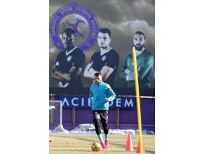 Osmanlıspor, Konyaspor Maçı Hazırlıklarına Başladı