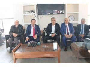 Yeni Malatyaspor'da Yönetim Toparlanma Sözü Verdi