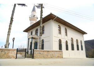 Mahmudiye Hasan Fehmi Paşa Camii Restorasyonu Tamamlandı