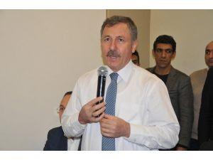 """AK Partili Özdağ: """"Sonuna Kadar Terörle Mücadelemizi Sürdüreceğiz"""""""