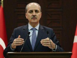 Kurtulmuş: Türkiye her zaman teyakkuz halindedir