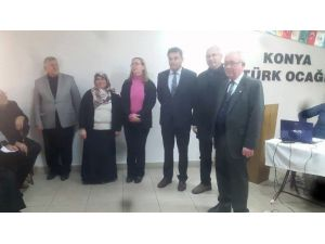 Konya Türk Ocağı 15. Dönem Olağan Genel Kurul Kongresi