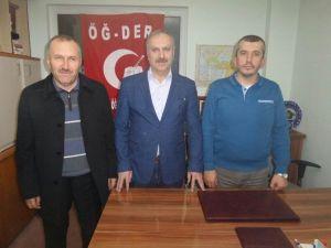İl Milli Eğitim Müdürü Altınsoy'dan, Öğder'e Ziyaret