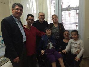 Engelli Kardeşlerin Artık Yüzü Gülüyor