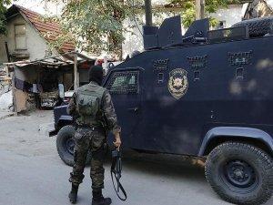 Başkentte terör operasyonu: 5 gözaltı
