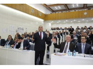 Büyükşehir Meclisinde Elektronik Kart Tartışması