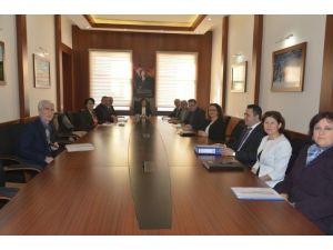 Evde Sağlık Ve Sosyal Hizmetleri Değerlendirme Komisyon Toplantısı