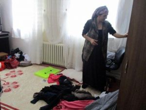 DBP'li Yaşar'ın Evine Polis Baskını