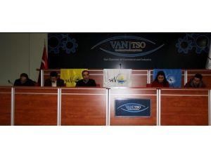 Van Büyükşehir Belediye Meclisi Toplandı