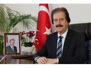 CÜ Rektörü Kocacık'tan 42.kuruluş Yıl Dönümü Mesajı