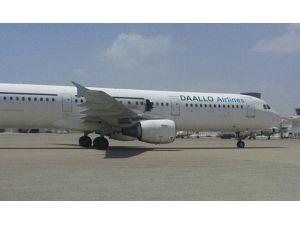 Somalı Uçağında Kendisini Patlatan İntihar Bombacısının, Asıl Hedefinin THY Uçağı Olduğu İddia Edildi