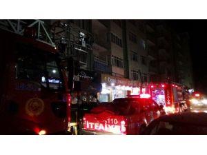 Kanalboyu'ndaki Ev Yangını Korkuttu
