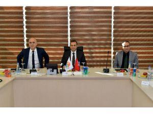 Antalya OSB Müteşebbis Heyeti Yılın İlk Toplantısını Yaptı