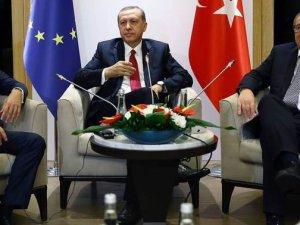 """Yunan medyasından flaş iddia: Erdoğan'dan AB'ye """"one minute""""!"""
