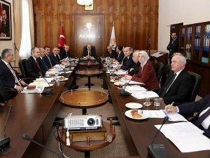 Terörle Mücadele Eylem Planı Toplantısı yapıldı