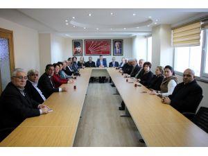 İl Başkanı Barut: Türkiye'deki sorunların çözümü CHP iktidarında