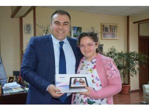 Görele Belediye Başkanı Erener, TEOG Birincilerini Ödüllendirdi