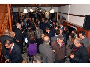 'Eski Tas Eski Hamam' resim sergisi açıldı