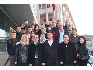 AK Parti Kozlu İlçe Yönetimi Kılıçdaroğlu Hakkında Suç Duyurusunda Bulundu