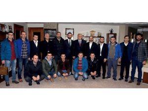 Gültepe Platformu'ndan Başkan Karaosmanoğlu'na Ziyaret