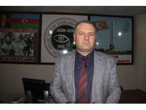 """Gülbey: """"PKK'nın Yeni Kandili Karabağ'dır"""""""