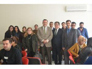 İdil Ve Cizre'den 150 Öğretmen Mersin'de Hizmet İçi Eğitime Alındı