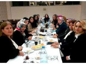 Burç Yöresini Kalkındırma Derneği Kadın Kollarından Toplantı