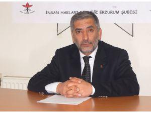 İHD Erzurum Şube Başkanı: Cizre'de en az 10 kişi öldürüldü