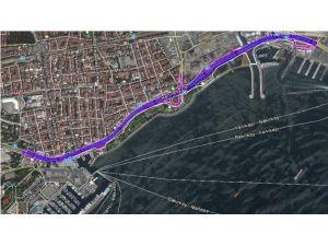 """Bakırköy Sahil Yoluna """"Avrasya Tüneli"""" Düzenlemesi"""