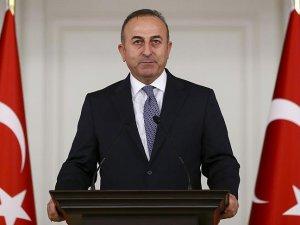 Çavuşoğlu: Müttefik ülkeler terör örgütü konusunda bir karar vermeli