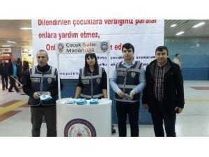 Ankara Polisi Çocuk İstismarına Karşı Uyardı