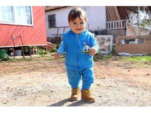 Mavi Işık Hastası Minik Poyraz'dan Çok Güzel Haber
