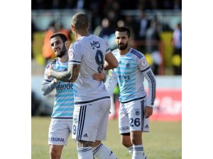 Amed Sportif Faaliyetler: 1 - Fenerbahçe: 2 (İlk yarı)