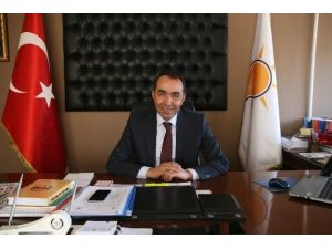 AK Parti Yozgat İl Başkanı Harun Lekesiz: