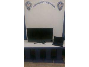 Denizli'de Hırsızlığa 2 Tutuklama