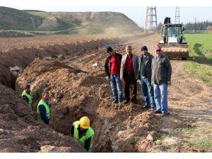 Reyhanlı'da 3 Mahalle Temiz İçme Suyuna Kavuşuyor