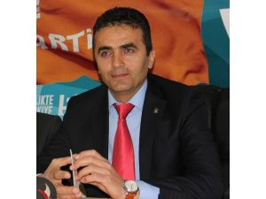 AK Parti Bolu İl Başkanından CHP'li Özcan'a Tepki