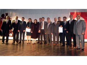 Aydın'da Dereceye Giren Okullar Ödüllendirildi