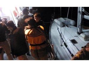 İki Günde 590 Sığınmacı Ölümden Kurtarıldı